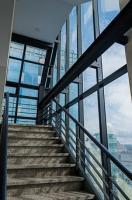 Suche wyjście balkonu